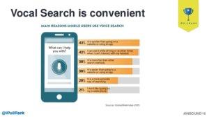 Recherche Vocale_Etude raisons