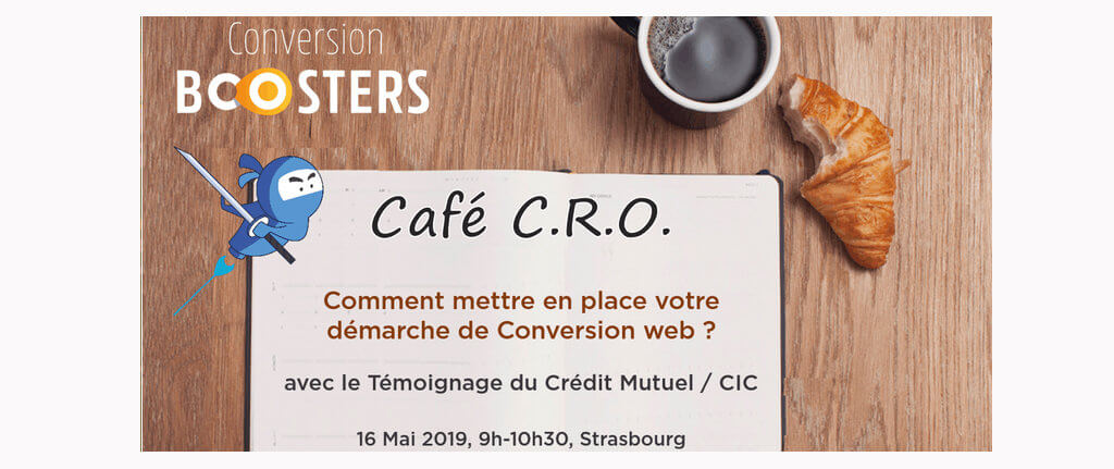 Evenement Café CRO strasbourg