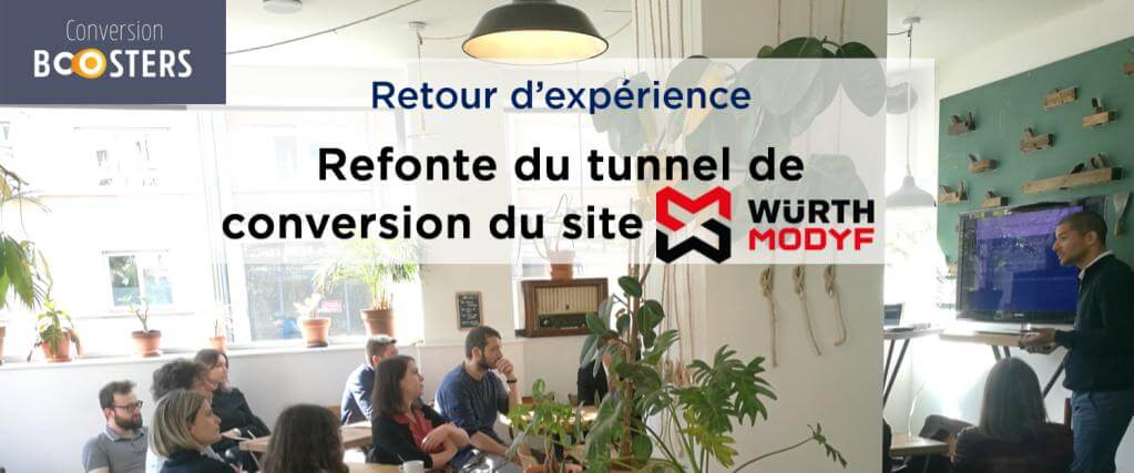 Refonte checkout tunnel de conversion site web