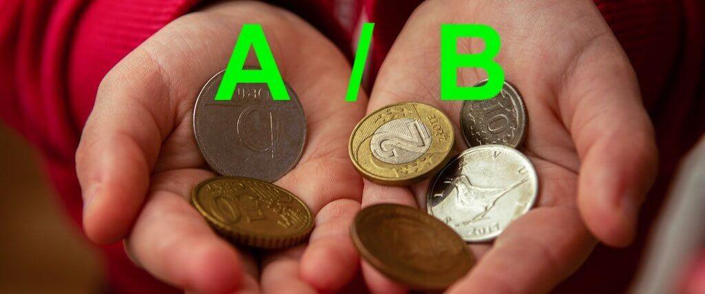 ab testing tarif