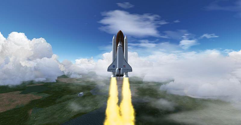 fusée dashboard et analytics