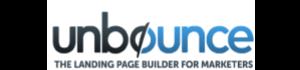 Unbounce landing page web